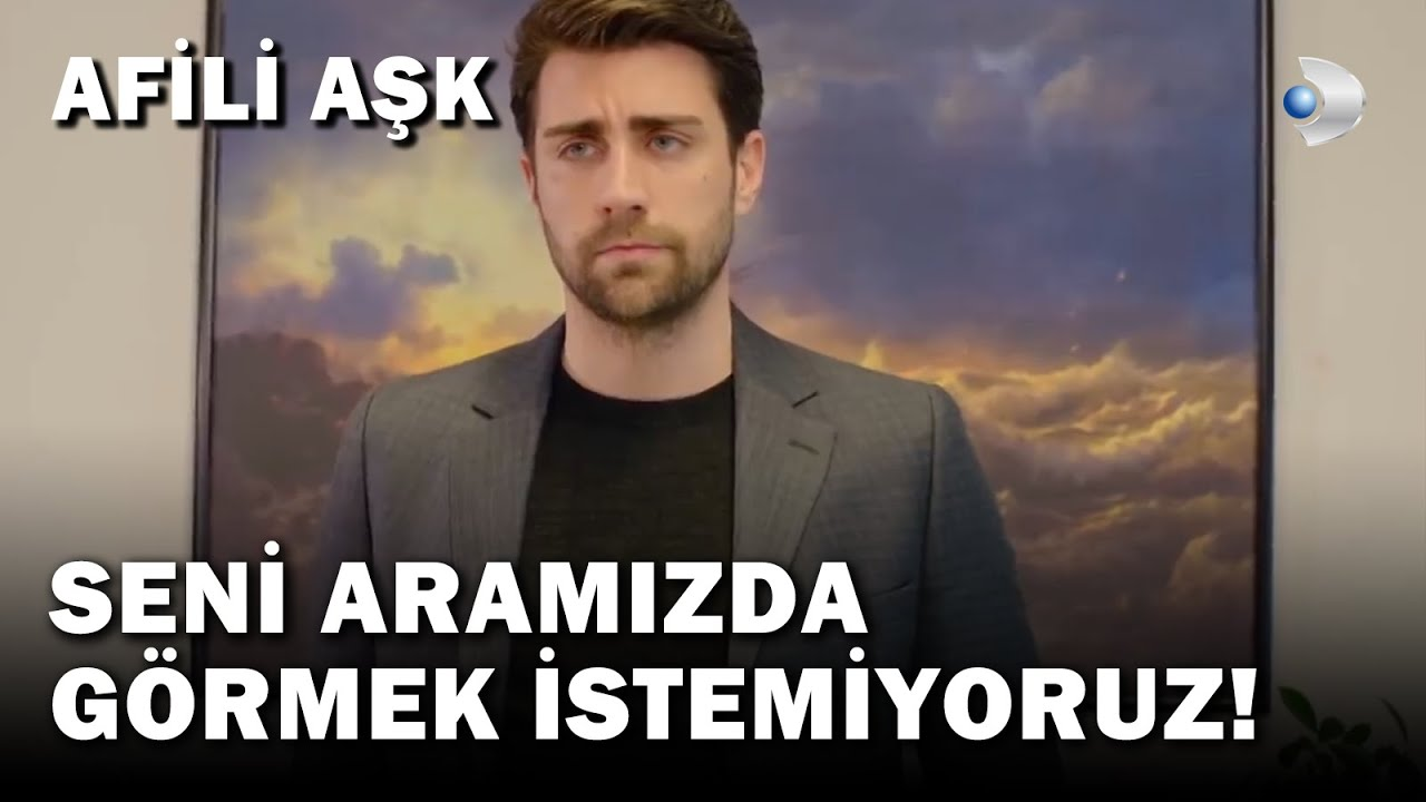 Kerem, Ayşe'yi Şirketten Kovdu! - Afili Aşk 31.Bölüm