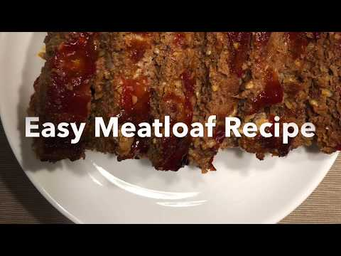 Meatloaf | Easy Recipes