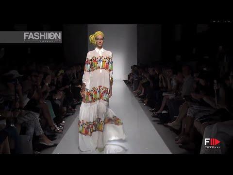 """""""STELLA JEAN"""" Ethical Fashion Initiative ALTA ROMA HAUTE COUTURE Fall Winter 2014 2015"""