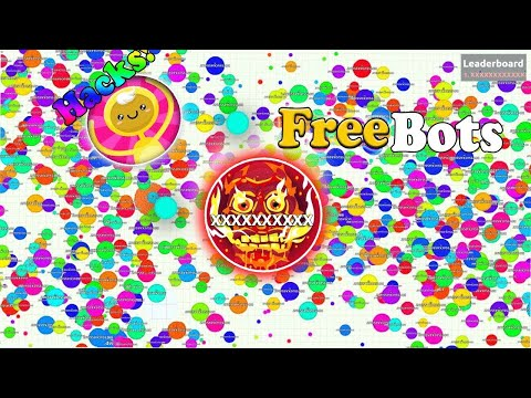 How To Get Agar.io Bots May 2021 ROAD TOO 500 SUBS!!!