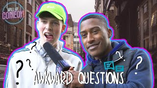Asking Awkward Questions | In SHOREDITCH With Yung Filly