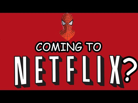 SpiderMan Coming To Netflix?