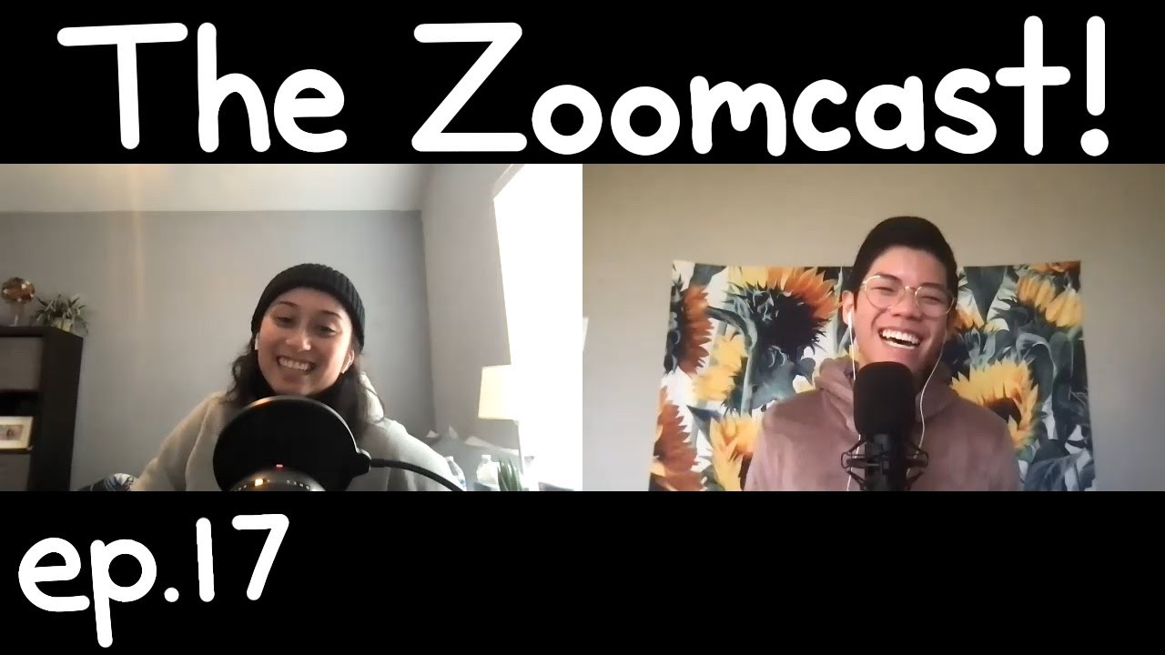 The Zoomcast! Talking About 2020 and 2021 | Top and Bottom Podcast #17
