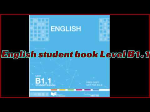 LIBRO DE INGLES RESUELTO/English student book Level B1.1 DOCENTE (RESUELTO) 2017
