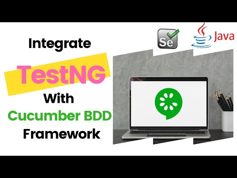 Download Selenium with Java | Integrate TestNG with Cucumber | BDD