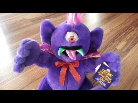 Purple People Eater! (Lyrics) (Sheb Wooley) (1958)