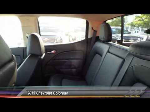 2015 Chevrolet Colorado Odessa TX F1273175