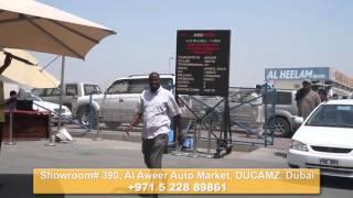 Used Toyota Corolla - Cars 4 U, FZCO Dubai Auction April 11, 2016