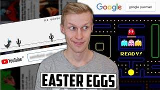 Tiesitkö nämä Youtuben ja Googlen salaiset ominaisuudet?