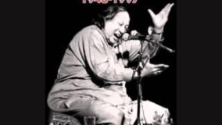 Jab Nazar Se Milayi Maza Aa Gaya   Nusrat Fateh Ali Khan   YouTube