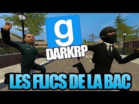 LES FLICS DE LA BAC - Garry's Mod RP