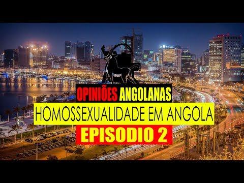 HOMOSSEXUALIDADE EM ANGOLA: OPINIÕES ANGOLANAS -- Onda Nova TV