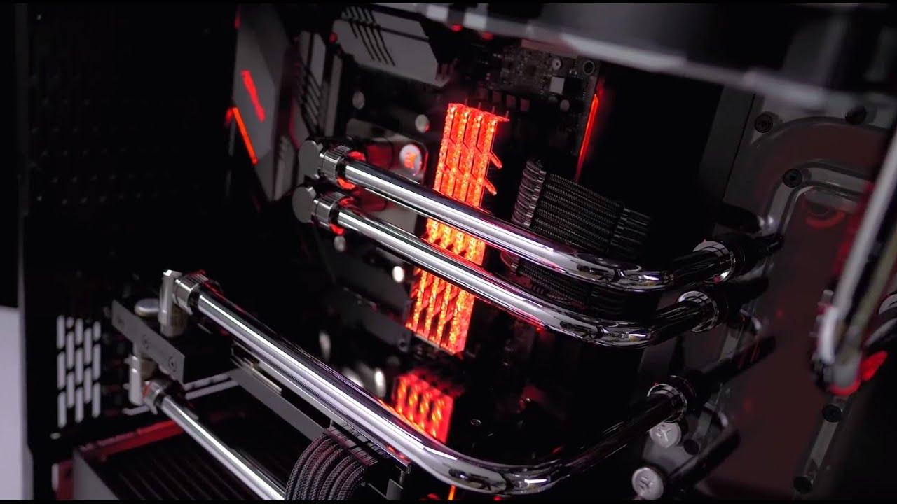 Royal Mod Showcase – Trident Z Royal Gaming PC Build Compilation 2020