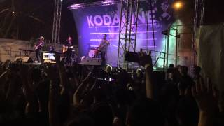 All I Want - Kodaline (Live In Singapore 13.08.2015)