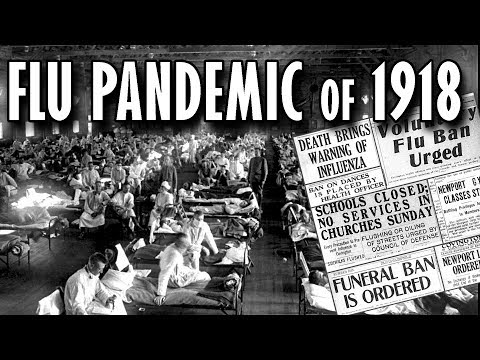 The Forgotten Pandemic | Spanish Flu of 1918 in Sherman, Texas