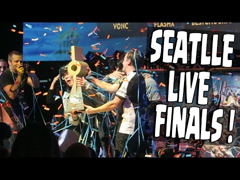 Vainglory | SEATTLE LIVE FINALS TRIP - New Hero Baron, Crazy Matches, PAX & More!