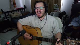 Neil Young - Old Man (Cover by Oliver Raeburn)