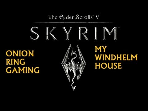 Skyrim | The Windhelm House