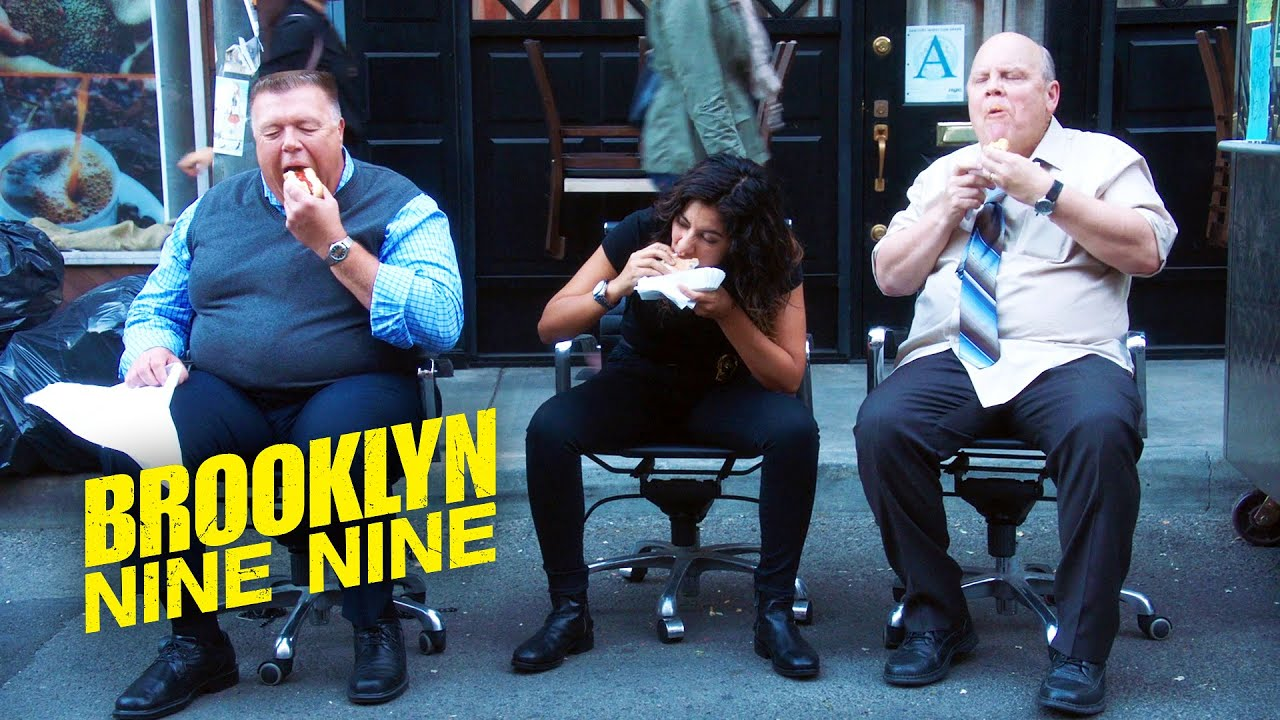 Welcome to The Buttlympics | Brooklyn Nine-Nine