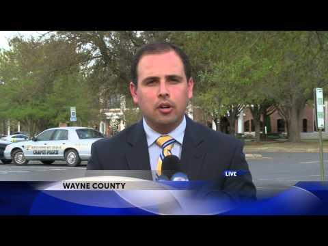 WNCT spot wayne community college shooting