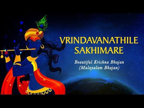 "Malayalam Song ""Vrindavanathile Sakhimare""  | The Art of Living Malayalam Songs 2017"