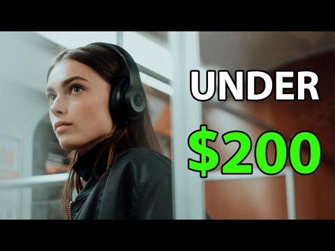 Top 3 Best Headphones under $200