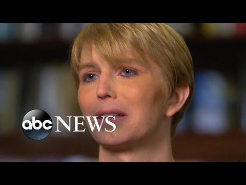 Chelsea Manning says she didn't think her leaks would threaten national security