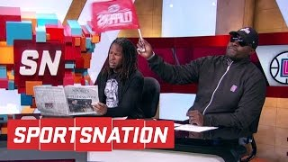 Marcellus wiley sticking with clippers despite another early exit | sportsnation | espn