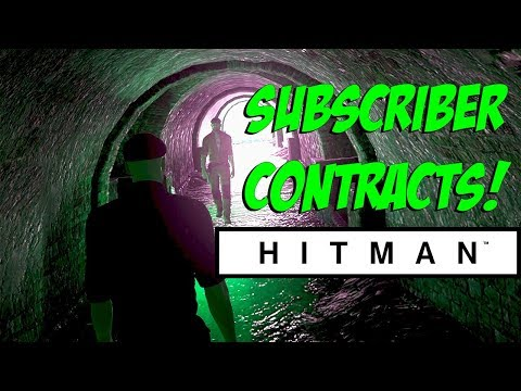 Sibling Rivalry - Hitman Subscriber Contracts