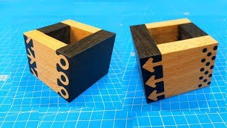 AnyTail. CNC Joinery