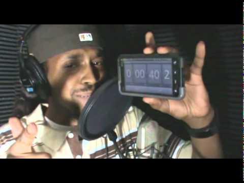 Black kid raps FASTER!!!