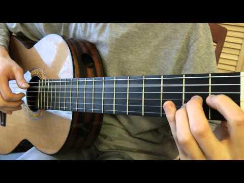 Cours de guitare - Eric Clapton : Signe (1/5) Démo + Intro