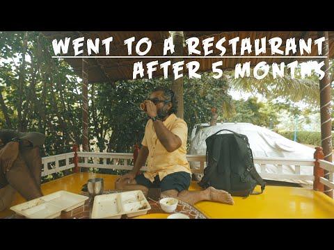 Restaurant Visit Post Covid in Mysore - Thotada Mane Farm Restaurant