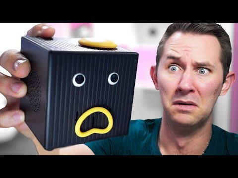Thumbnail: How Do You Shut This Thing Up?! | 10 Ridiculous Tech Items!