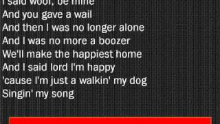 Nellie Mckay The Dog Song Lyrics