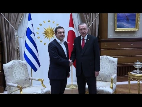 Tsipras en Turquie pour apaiser les tensions avec Ankara