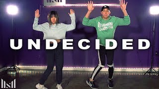 "Chris Brown - ""UNDECIDED"" Dance 