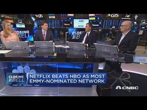 Netflix earnings forecast for Monday