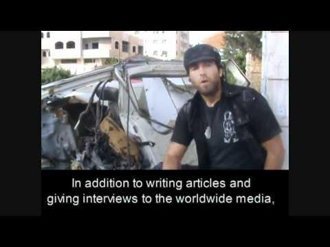 Mossad Killed - Vik Vittorio Arrigoni