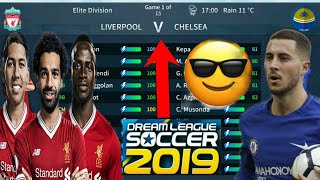 Dream League Soccer 2019 | Chelsea Vs Liverpool FC | Android Gameplay