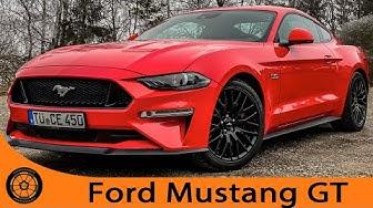 Ford Mustang GT 2019 - Review! - billiger möchtegern oder Sportwagen zum Schnäppchenpreis