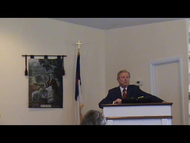PreacherTom.com - Sunday Morning Focus 10/18/2020