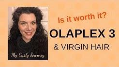 Olaplex 3 & Virgin Hair: Is it worth it?