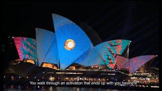 Epson Laser Brightness Projectors at VIVID 2018 Sydney
