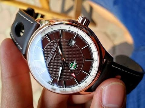 (Mở Hộp) Frederique Constant FC 350CH5B4 Healey Limited Edition 2888 Pcs