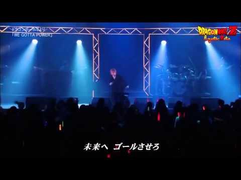 We Gotta Power -  Hironobu kageyama Concierto HD
