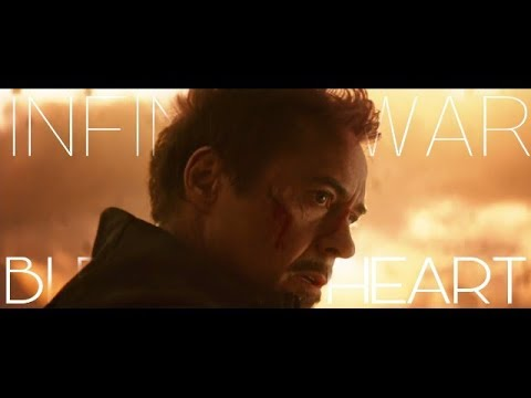 Infinity War | Death | Bleeding heart