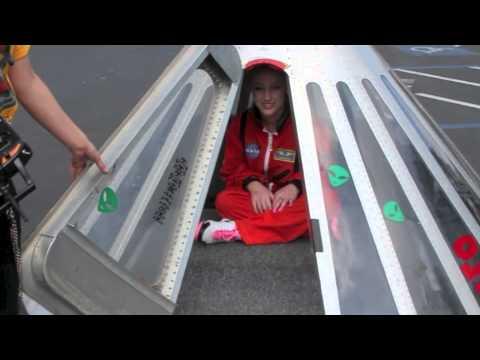 Astronaut Training for Lauren