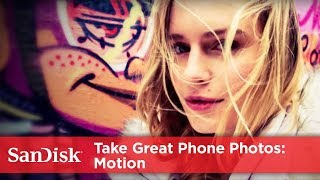 SanDisk Shows You How: Take Great Smartphone Photos Ep 3 – Motion