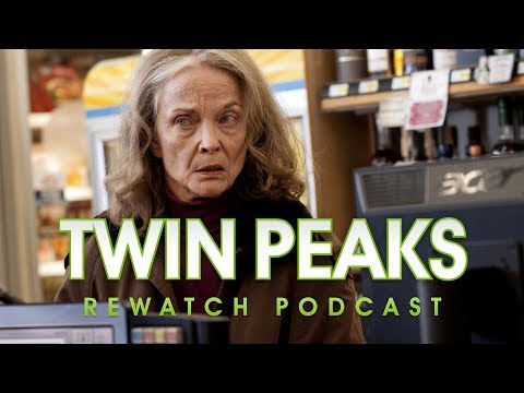 Twin Peaks S3 Ep. 12 Discussion (Twin Peaks Rewatch Podcast)
